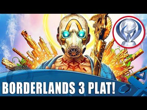 Borderlands 3 - Elle pode ganhar a platina? + vídeo