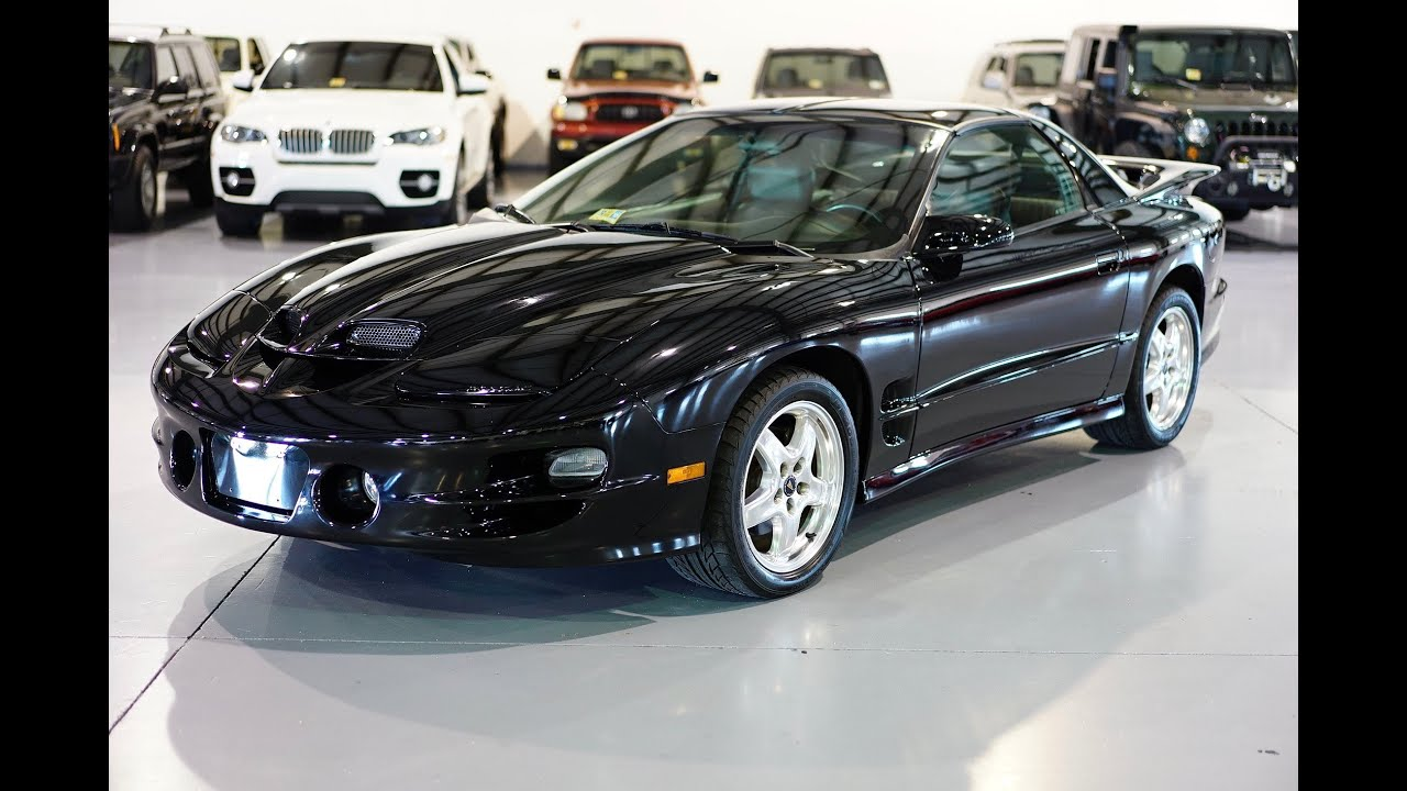 davis autosports pontiac trans am ws6 low miles for sale youtube. Black Bedroom Furniture Sets. Home Design Ideas