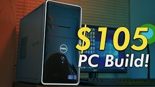 750 Ti + Prebuilt = $105 Gaming PC! | OztalksHW