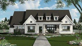 Farmhouse Plan 42691 At Familyhomeplans.com