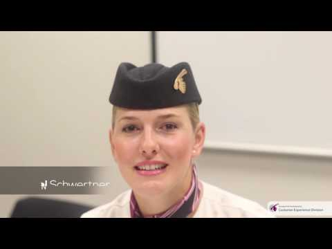 Working with Qatar Airways - Cabin Crew Stories