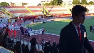 """Barletta, inaugurazione pista di atletica stadio """"Puttilli"""""""