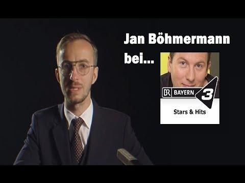"Jan Böhmermann bei ""Stars & Hits"" [Bayern 3] (03.03.2013)"