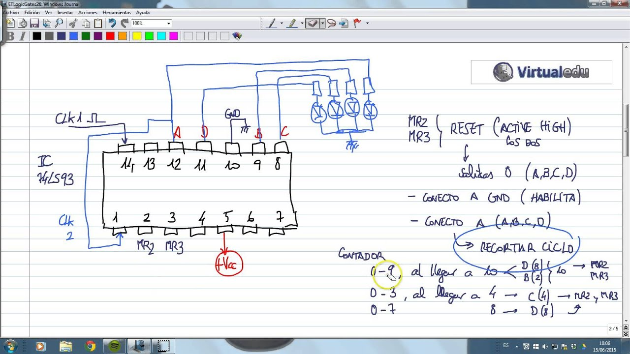 decade counter circuit diagram using 7490 2002 ford transit stereo wiring ic vs 7493 related keywords