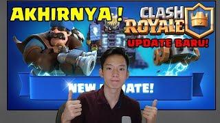 Video UPDATE TERBARU CLASH ROYALE! ARENA BARU : ELECTRO VALLEY! CLASH ROYALE INDONESIA!! download MP3, 3GP, MP4, WEBM, AVI, FLV Desember 2017