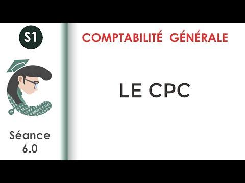 Le CPC (séance 6.0) #Comptabilité_générale_1