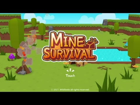 Mine Survival Gameplay Review & Crafting Guide
