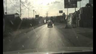 תצפית מעקב ומעצר חברי חוליית גנבי המשאיות.