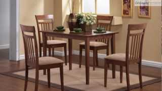 Altamonte Beige Dining Room Collection From Coaster Furniture