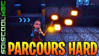 DEATHRUN HARD, DIFFERMORT MORT COURSE, CODE NOKSS, CREATIVE MODE, FORTNITE BR
