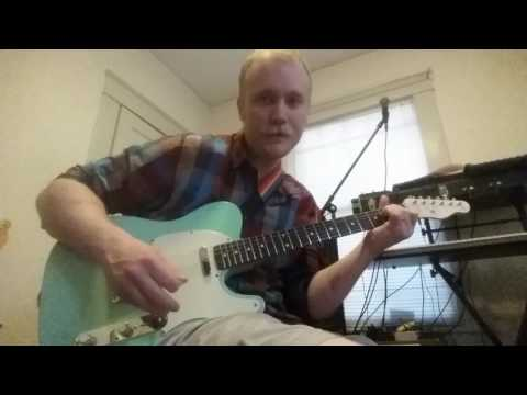 Wilde Bill Lawrence Alnico Microcoil Tele Set Demo