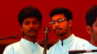 Download Believer's Church Theological Seminary (Tiruvalla) Gospel Malayalam song - Vayal vilayunna Folk Song MP3 song and Music Video
