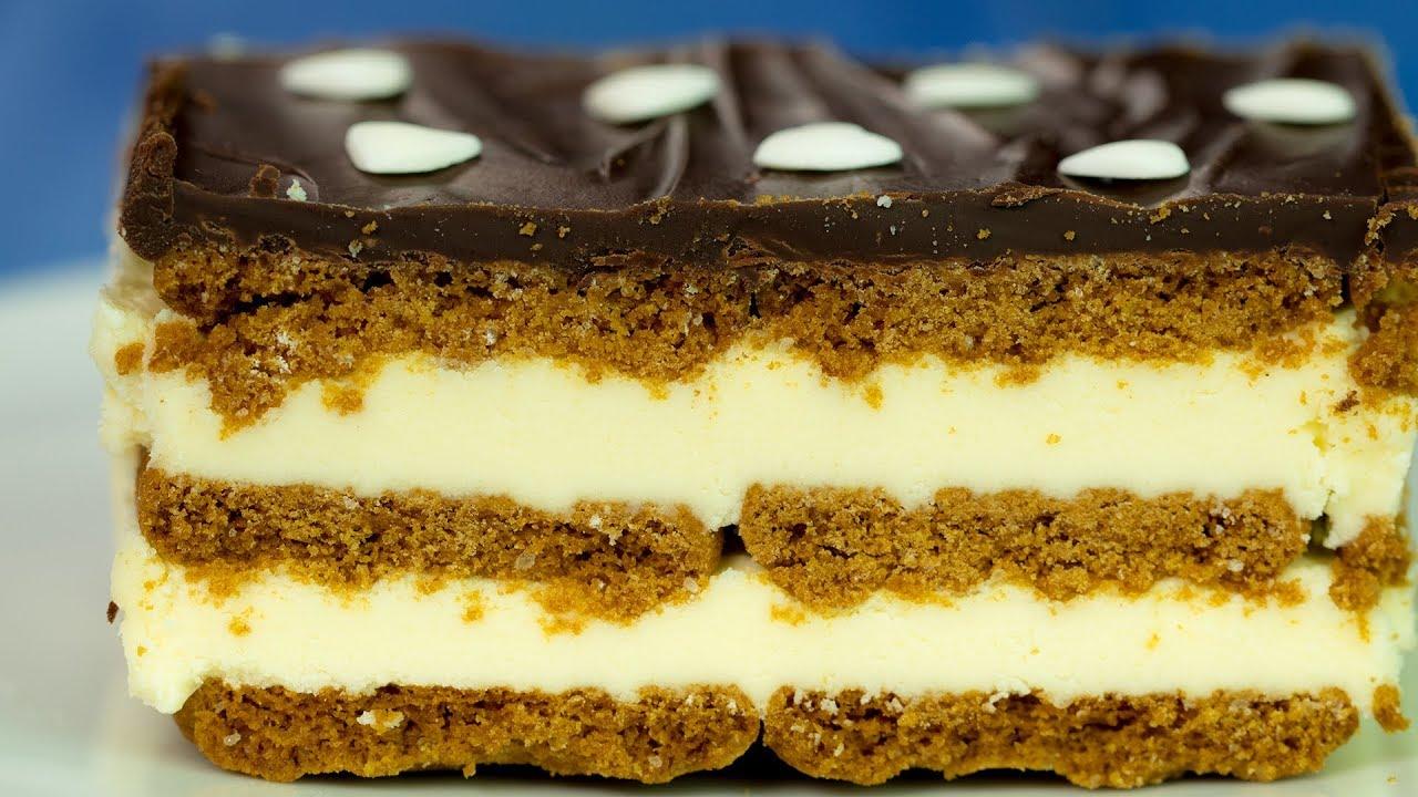 Gateau Geant Milky Way Sans Cuisson Un Dessert Facile A Faire Et Tres Delicieux ǀ Savoureux Tv Youtube