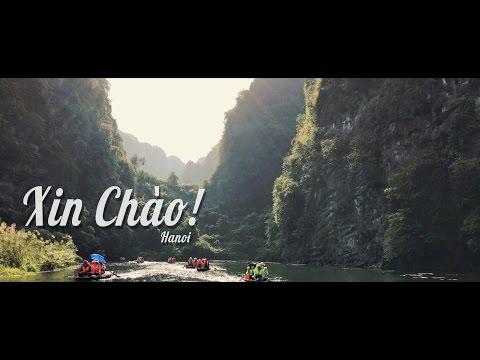 Xin Chào Hanoi! [4K]