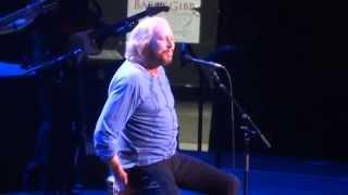 """""""Spirits (Having Flown)"""" Barry Gibb@Wells Fargo Center Philadelphia 5/19/14 Mythology Tour"""