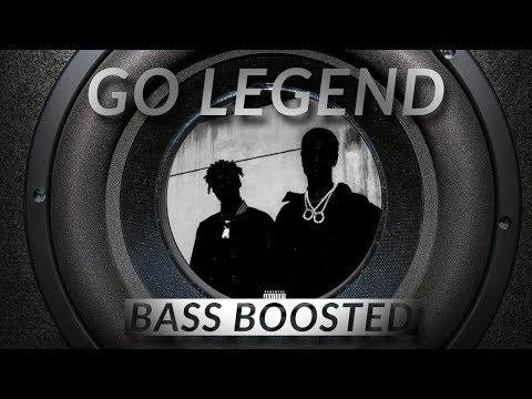 Big Sean - Go Legend (feat. Travis Scott) (Bass Boosted)