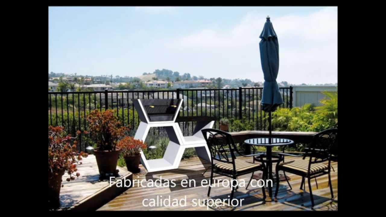 Barbacoas modernas de obra al m s puro estilo mediterraneo youtube - Barbacoas modernas de obra ...