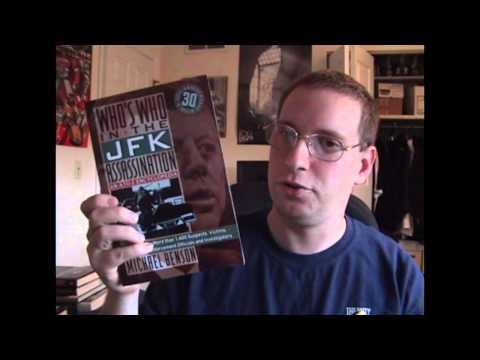 JFK Assassination Research 101: Book Reviews