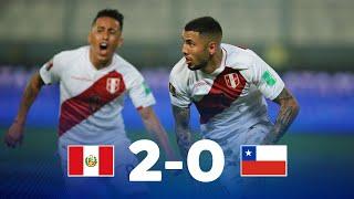 Перу  2-0  Чили видео