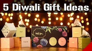 5 Diwali Gift Ideas | 5 Gifts To Give Your Dear Ones This 2017