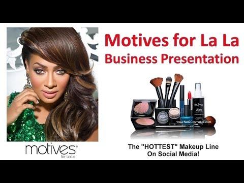 Become A Motives for La La Beauty Advisor