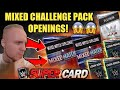 MIXED MATCH CHALLENGE PACK OPENINGS, TITAN PLATINUM PACK + MORE! Noology WWE SuperCard Season 4!