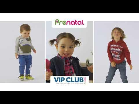 Prénatal - Vip Club<br><br>Tante novità nella co...