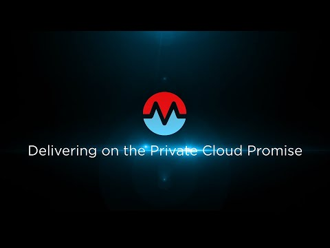 Delivering on the Private Cloud Promise - Webinar