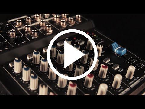 233-120 233-121 Talent Mixer Video