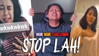 Video Try Not To Laugh: Edisi Ngik Ngik Challenge #bengeksampedead download MP3, 3GP, MP4, WEBM, AVI, FLV September 2018