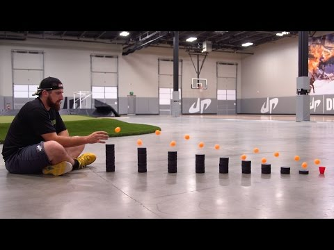 Trick Shots // Dude Perfect