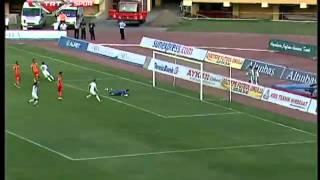PTT 1. Lig 34. Hafta Göztepe - TKİ Tavşanlı Linyitspor (Özet) 12 Mayıs 2013
