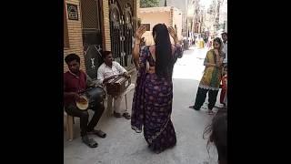 hijra dance@uttam nagar