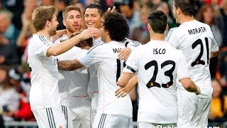 Video Gol Pertandingan Real Madrid vs Osasuna