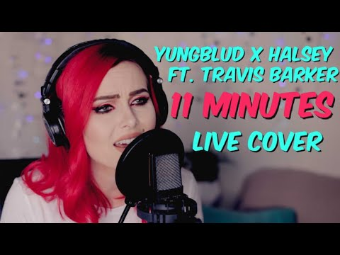 yungblud,-halsey---11-minutes-ft.-travis-barker-(live-cover)