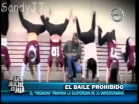 TWERKING - El Baile prohibido 1 parte