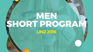 Jonathan Hess (GER) | Men Short Program | Linz 2018