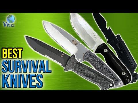10 Best Survival Knives 2017