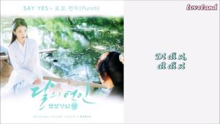 Loco & Punch - Say Yes (Moon Lovers: Scarlet Heart Ryeo OST) SUB ITA