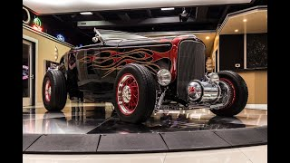 1932 Ford Roadster For Sale