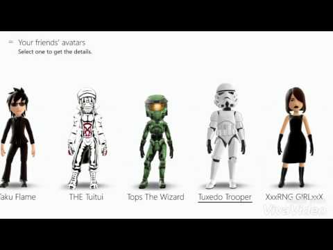 Xbox one FREE AVATAR OUTFITS AND PROPS STILL WORKS 100%