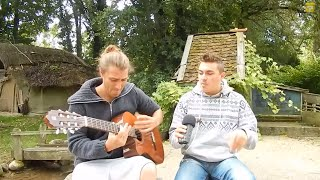 ALEM & DJED - Guitar and Beatbox #2
