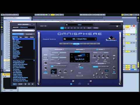 Epic SoundLab: The One Sample Piano (Omnisphere 2)