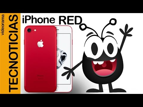 Tecnoticias: Apple iPhone RED, Android O(reo), Huawei P10 lite