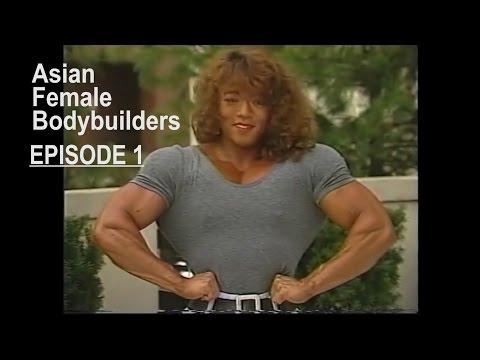 Asian Female Bodybuilders Web Serie | Episode 1