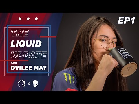 The Liquid Update with Ovilee May feat  Jensen, Xmithie, and