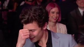Shawn Mendes being embarrassed/cringe moments