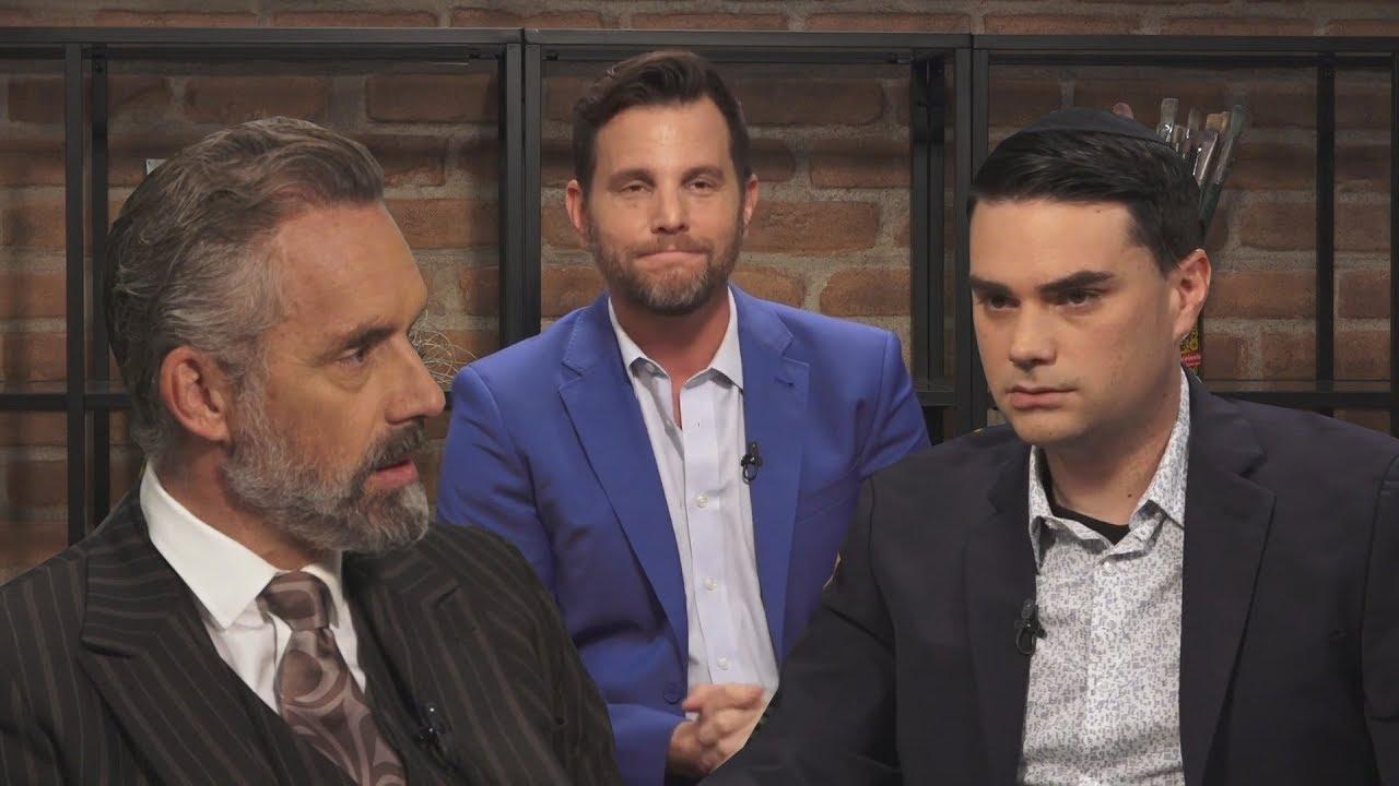 szukać zniżki z fabryki 50% ceny Ben Shapiro SCHOOLS Jordan Peterson (with Dave Rubin)