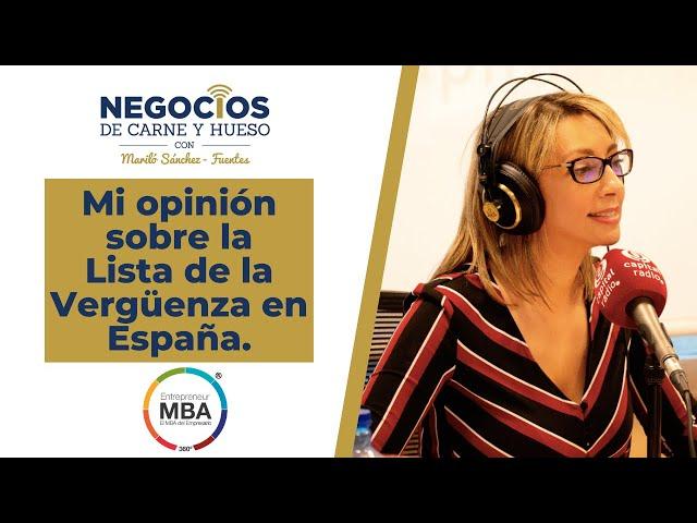 ¿Quiénes son los empresarios tramposos de España?