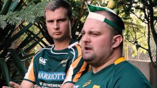 Chat 'n Bietjie Ball RWC2015 Edition Ep1